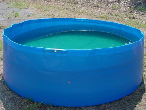 自立式簡易水槽