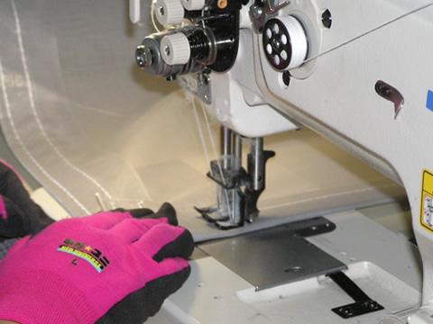 工業用縫製ミシン(一本針/二本針)