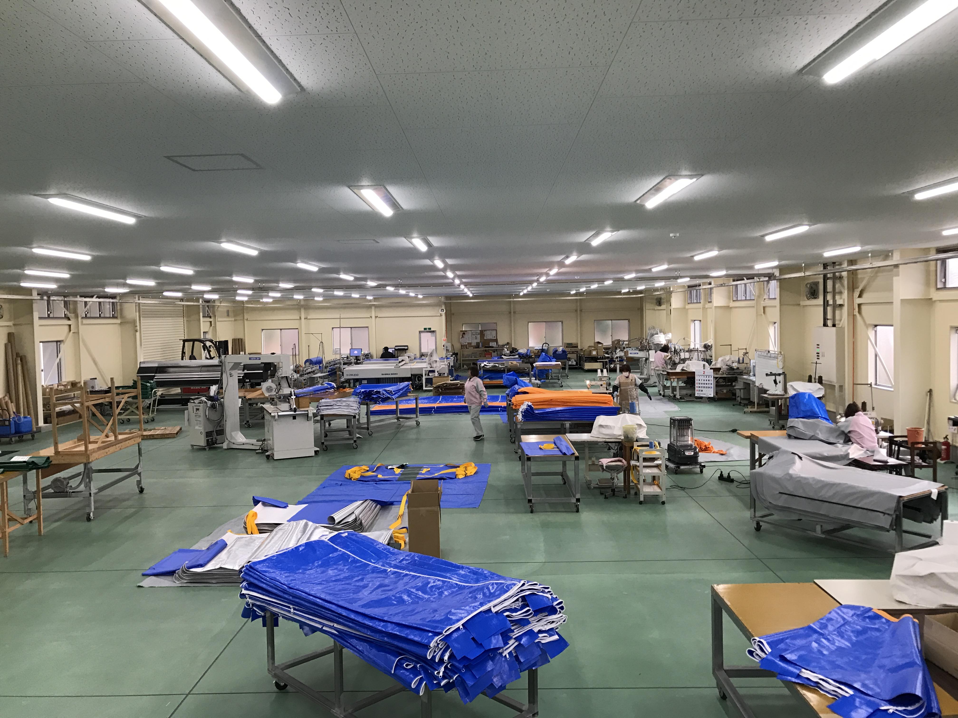 第2工場内部